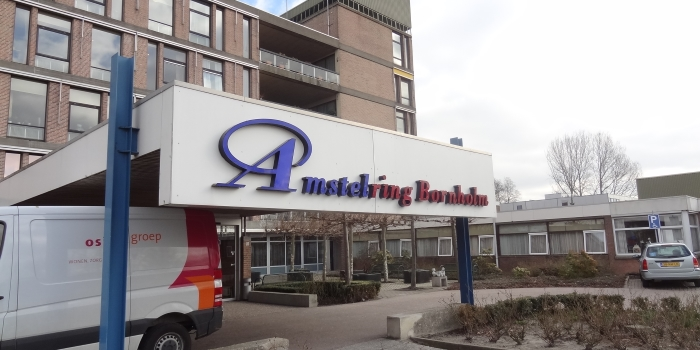 Amsterdam, Amstelring 700 x 350